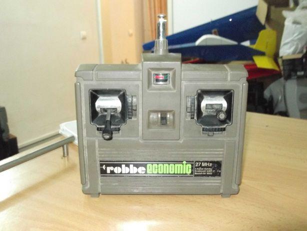 Vendo radio de 27Mhz de aeromodelismo