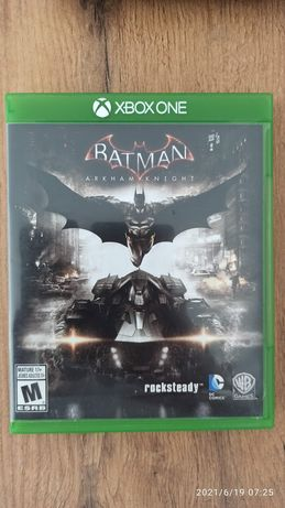 Batman Arkham Knight Xbox One Xbox Series X