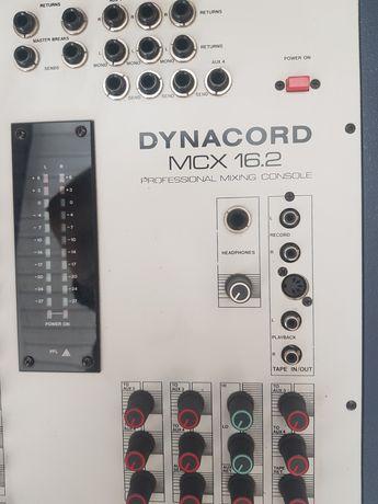 Dynacord  mikser mcx 16.2 + case