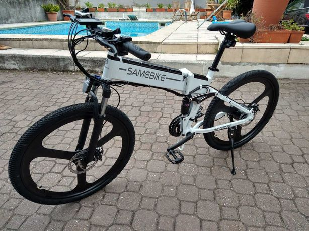 Bicicleta Elétrica - Nova - 350W