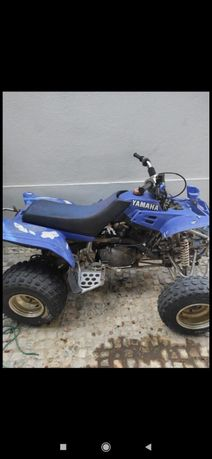 Yamaha warrior 350 sem matrícula