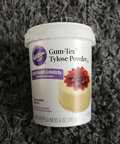 Gum-Tex Tylose Powder, Wilton, nowy