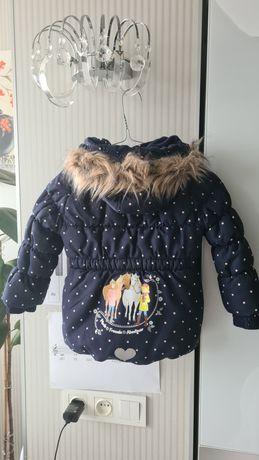 Куртка topolino 98р