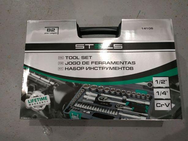 Набор инструмента STELS 82 предметов 14105