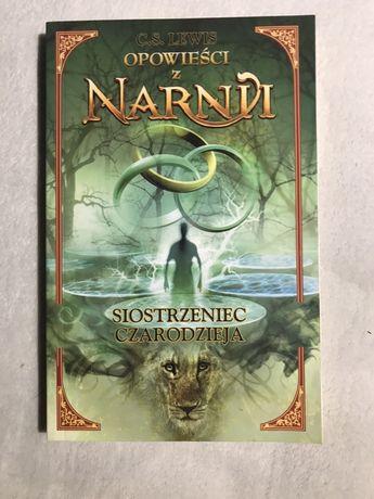 """,, Narnia Siostrzeniec Czarodzieja """"  C.S. Lewis"""