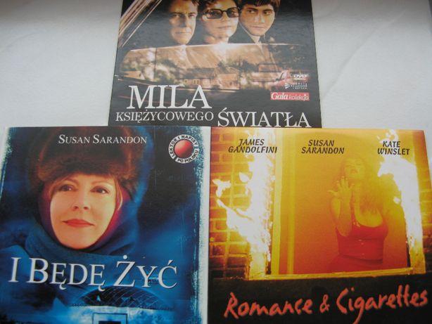 Susan Sarandon I będę żyć Romance&Cigarettes Mila księżycowego światła