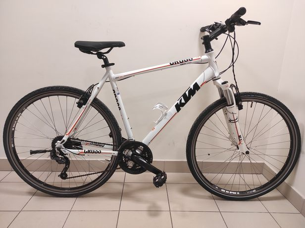 Rower KTM VENETO - cross, aluminium, Slx, amortyzator, hydraulika