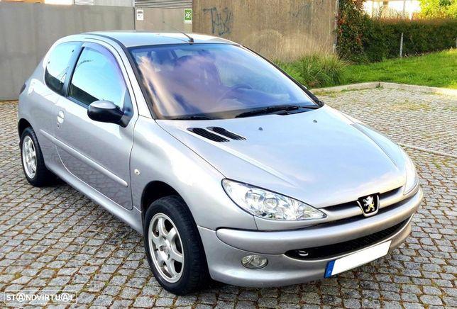 Peugeot 206 1.4 HDi XT