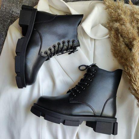 Зима. Натуральная кожа. Женские ботинки зимние. Женские кроссовки