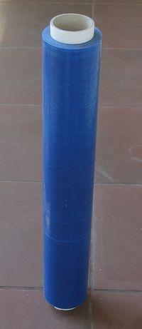 Folia ochronna do szyb 0,5x75mb niebieska