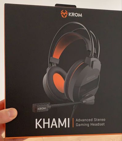 Vendo headphones Krom Khami