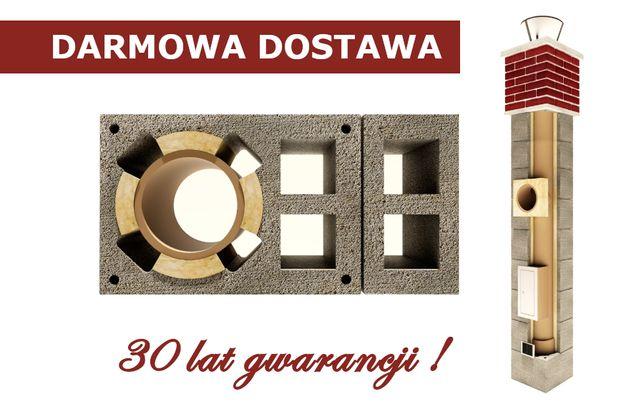 Komin systemowy 7mb KW4 system kominowy ceramiczny 30 lat GWARANCJI!