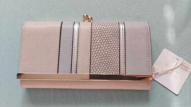 Nowy portfel New Look must have duży