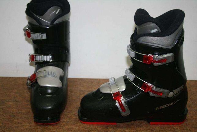 buty narciarskie juniorskie Tecno Pro T45 rozmiar 36 - 37 (23,5 cm)