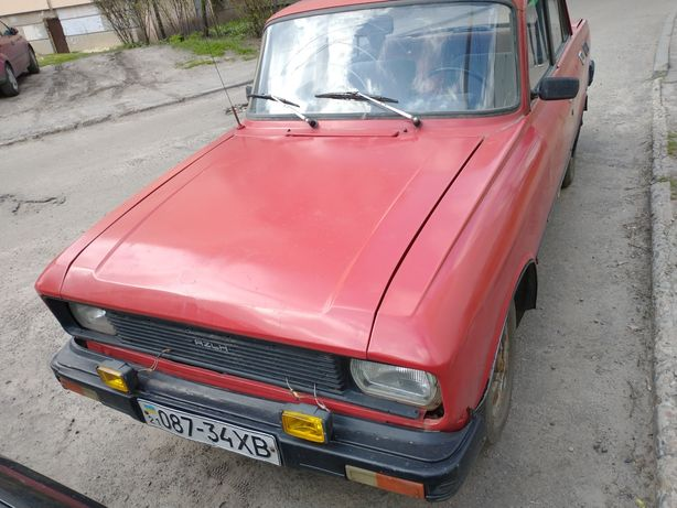 Продам Москвич 2140 SL, 85 года выпуска. Работает на газу, новый АКБ.
