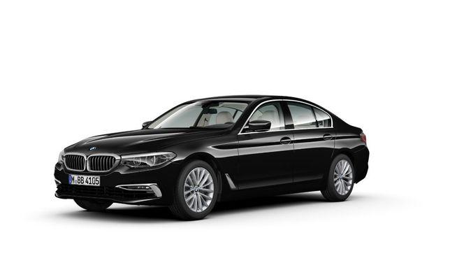 BMW Seria 5 BMW Sikora, 520d xDrive Luxury Line, Fv 23%