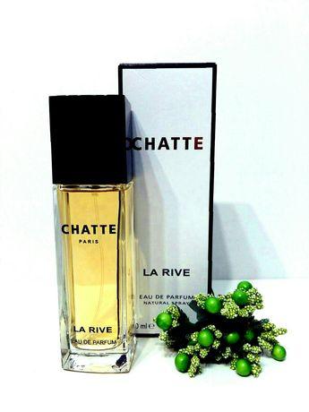 парфюмированная вода chatte от la rive классический альдегидный аромат