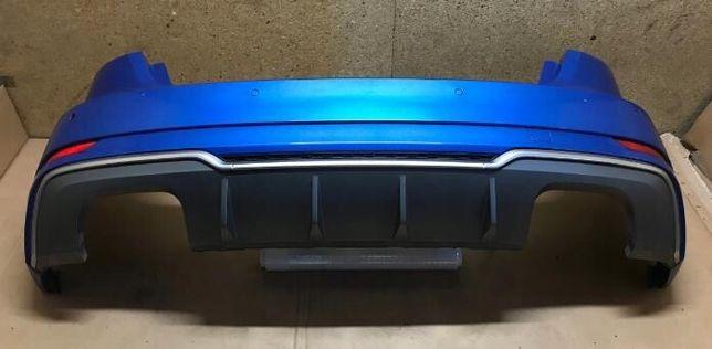 Диффузор, бампер Audi a3 2015год
