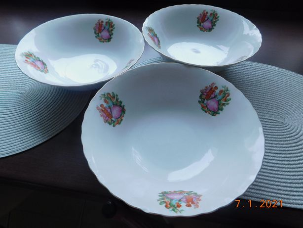 misy ceramiczne np.do sałatki