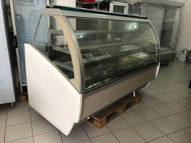 Vitrine pastelaria Italiana refrigerada 1 ANO USO