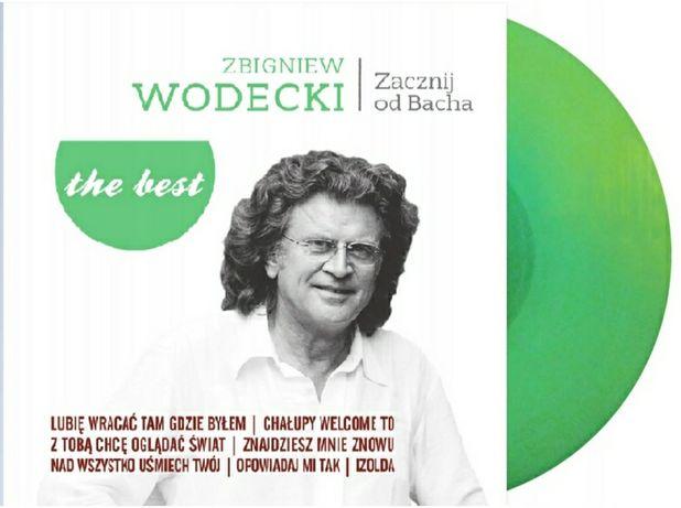 Wodecki Zbigniew. The Best. Zielony winyl. Limit 300!