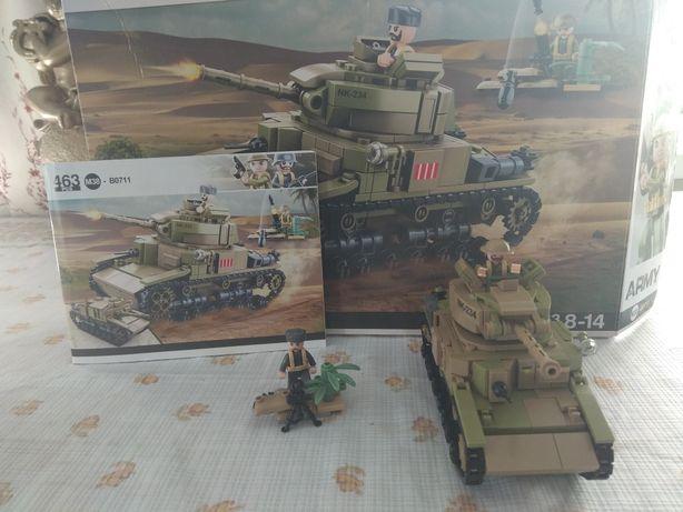 Конструктор танк