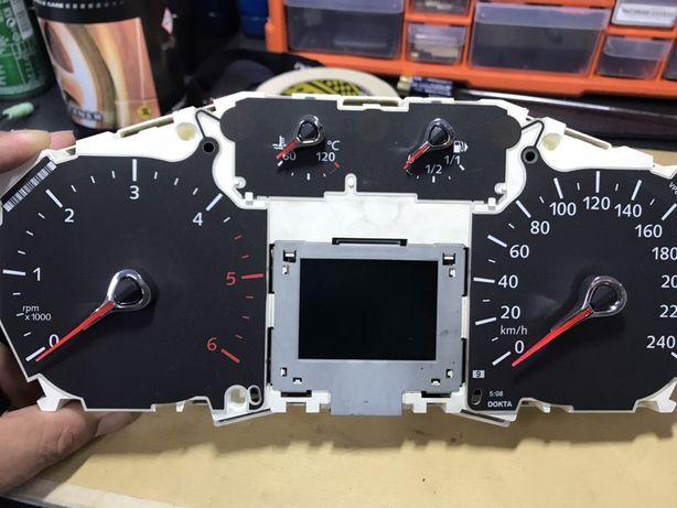Reparacão quadrante Ford Focus / cmax