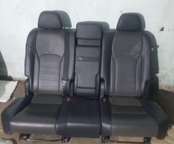 Lexus RX350 салон