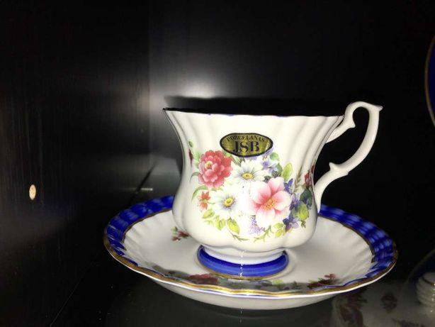 Peças soltas de serviços de chá