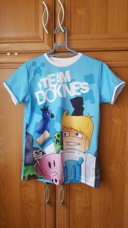 Koszulka Team Doknes