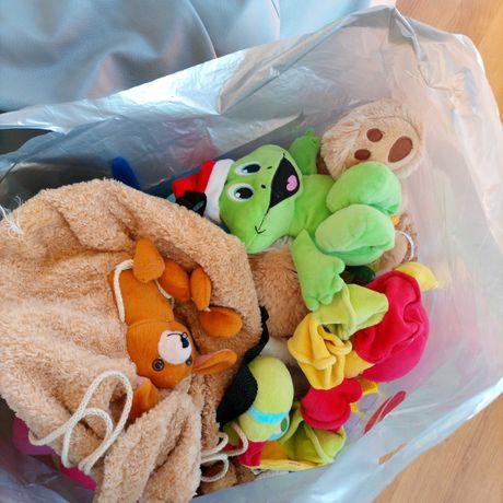 zabawki maskotki oddam