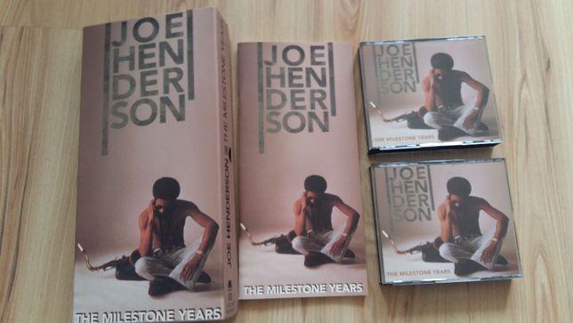Joe Henderson - The Milestone Years (8CD)