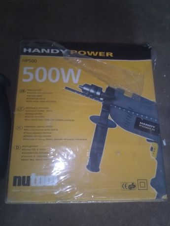 "Продам электродрель ""HANDY POWER"" 500W производства Англия."