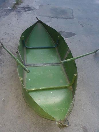 Продам лодку алюминиевую раскладную