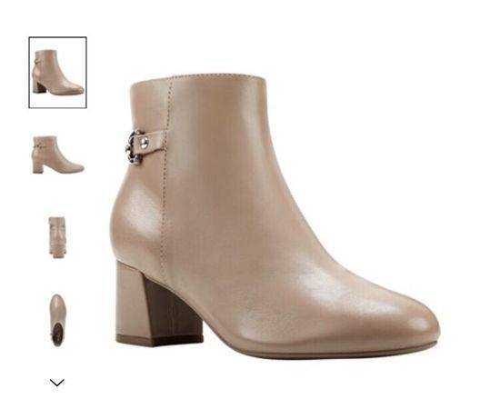 Ботинки bandolino masie оригинал, кожа 38 р