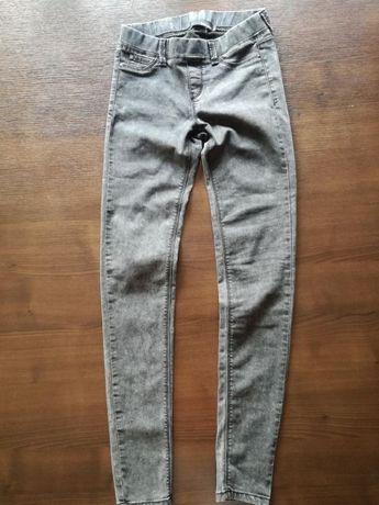 Spodnie rurki 34 Tally Weijl-jak nowe-