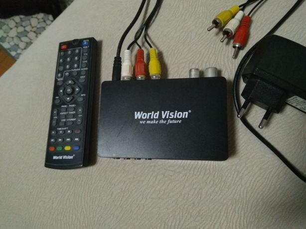 Т2 Приемник World Vision