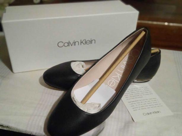 Туфли балетки женские Calvin Klein