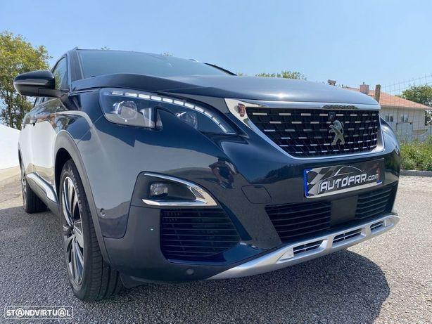 Peugeot 5008 1.6 BlueHDi GT Line EAT6