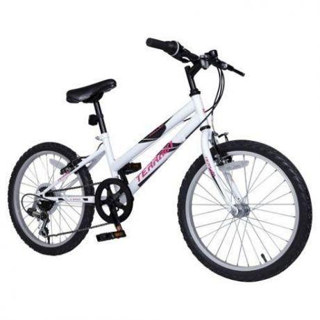 """OKAZJA !! Nowy Rower Górski - Terein HALAM 20"""" Rama Damka - Shimano"""