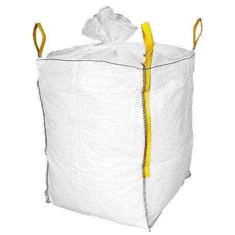 Worki big bag nowe bagi z wkładką foliową na kukurydzę CCM