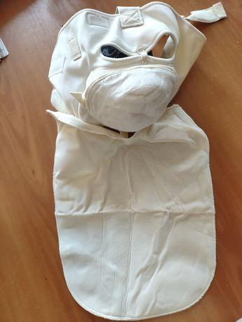 Военная арктическая маска для защиты лица от холода и защитой дыхания