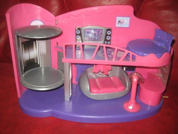 игрушечный домик для кукол с мебелью домик можно для Лол