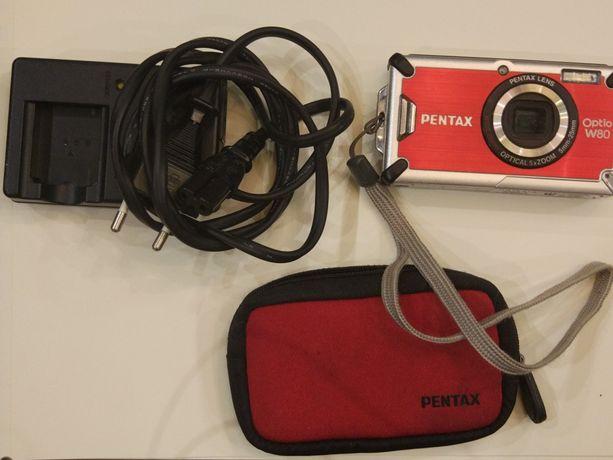 Máquina Fotográfica Pentax Optio W80