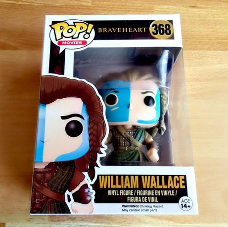 Figurka winylowa Funko POP! Movies 368 - BRAVEHEART - William Wallace