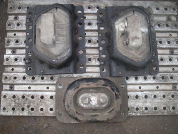комплект подушек двигателя рено манум,премиум DXI,вольво FH