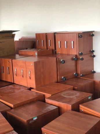 РАСПРОДАЖА офисные тумбы комод полки ящики на колесиках офисная тумба