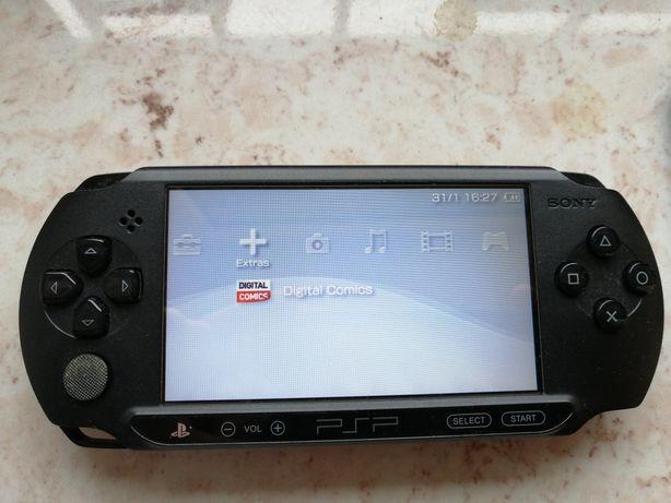 PSP E-1004 idealny stan+4gry