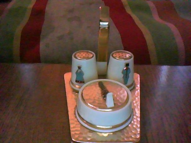 продам столовый прибор для специй ссср латвия