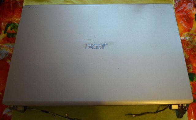 Ноутбук Acer Aspire 5538G по запчастям.